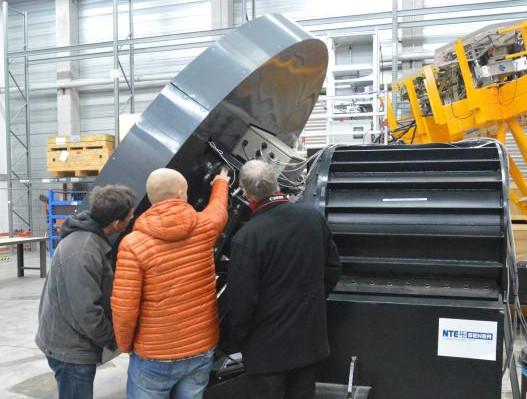 ESO Extremely Large Telescope prototype